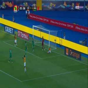 Ivory Coast 1 vs 1 Algeria - Full Highlights & Goals