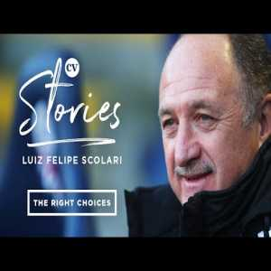 Luiz Felipe Scolari | Being offered the England job and why it didn't work at Chelsea