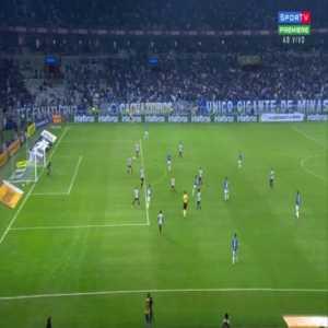 Cruzeiro 1 - 0 Atlético MG - Pedro Rocha 13'