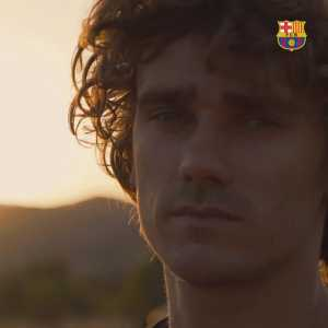 "Griezmann's first message as Blaugrana: ""My father taught me as a child that trains do not pass only once. Now it's time to take on the challenge of a new destination. Finally, our paths cross. I'll defend the Barça colors with all my determination and commitment. It's our time. This is our path."""