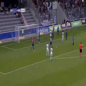Luzern 0-1 Frankfurt - Daichi Kamada 8'