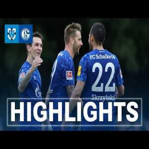 Bottrop [1]-5 Schalke 04 (Friendly)