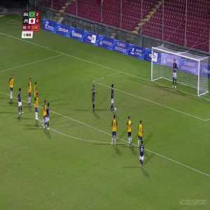 Brazil 0-[1] Japan - Ayase Ueda 56' penalty [Universiade, final]