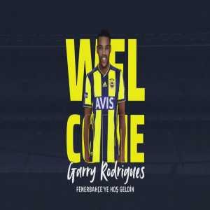 Garri Rodrigues joins Fenerbahçe on a 2-year loan