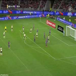 Manchester United [1]-0 Perth Glory - Rashford 60'