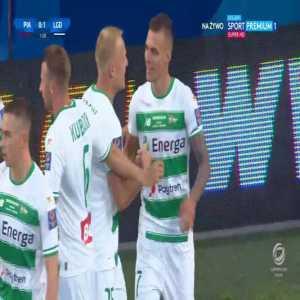 Piast Gliwice 0-[1] Lechia Gdańsk - Lukáš Haraslín 2' [Polish SuperCup]