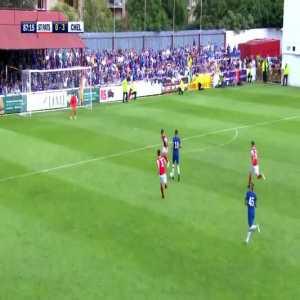 St. Patrick's 0-[4] Chelsea - Olivier Giroud 88'