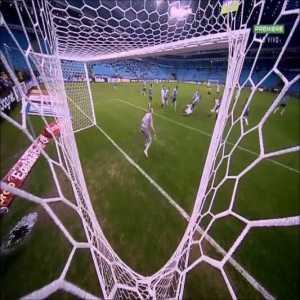 VAR cancel's Vasco goal for a foul long before - generates complaint in Brazil.