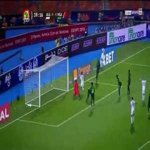 Algeria 2 vs 1 Nigeria - Full Highlights & Goals