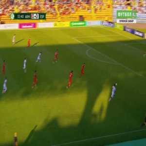 Armenia U19 0-1 Spain U19 - Alejandro Orellana Gomez 33'