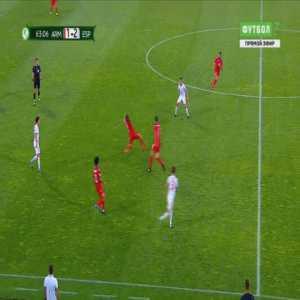 Armenia U19 1-[3] Spain U19 - Alejandro Marqués 64'