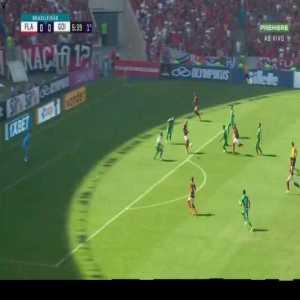 Flamengo [1] x 0 Goiás - Arrascaeta 5'