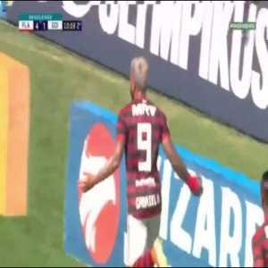 Flamengo [5]-1 Goiás- Gabriel Barbosa 56'