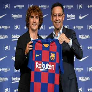 """Griezmann: """"It may be that Suárez and Messi were upset last year when I said that I did not come to Barça but I can safely fix it on the pitch by giving them some goal assists."""""""