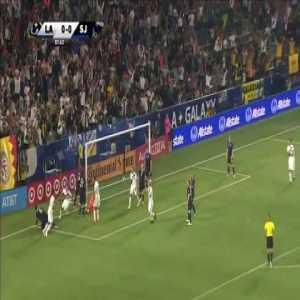 LA Galaxy 1 vs 3 San Jose Earthquakes - Full Highlights & Goals