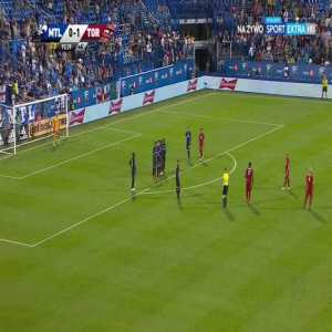 Montreal Impact 0-[2] Toronto FC - Jozy Altidore 90+4' free kick