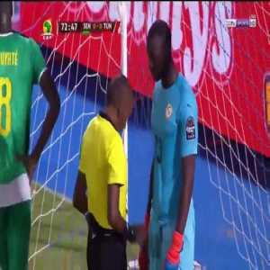 Senegal 1 vs 0 Tunisia - Full Highlights & Goals