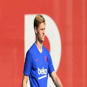 Fernando Polo: Aleñá will give his shirt number (21) to De Jong