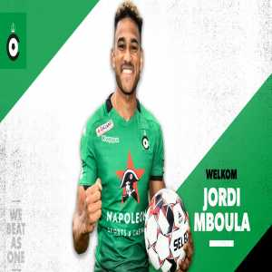 Jordi Mboula signs for Cercle Brugge on loan
