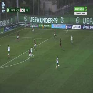 Norway U19 1-[1] Ireland U19 - Joseph Hodge 81'