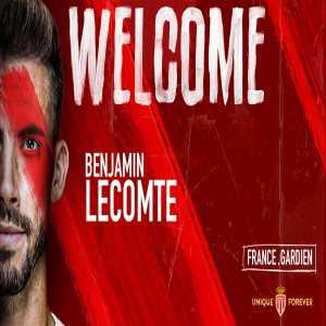 Official : Monaco sign Benjamin Lecomte