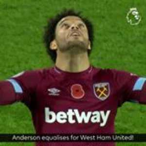 One year of Brazilian flair in the PL from Felipe Anderson  More of the same this season...? ⚒  OnThisDay