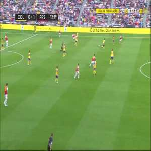 Colorado Rapids 0-1 Arsenal: Saka