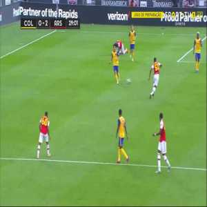 Colorado Rapids 0-2 Arsenal: Olayinka