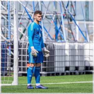 Gibraltar keeper Jaylan Hankins (18) signs for Segunda Division side UD Las Palmas. Kept 4 clean sheets in 7 senior games last season.