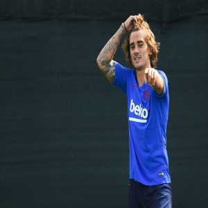 """Griezmann: """"I wanted to be a goalkeeper. In the summer camps I always played goalkeeper and my father got angry because he wanted to see me as a player"""""""