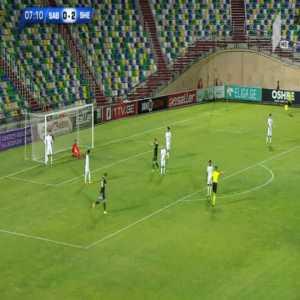 Saburtalo Tbilisi 0-2 Sheriff Tiraspol [3-2 on agg.] - Gagi Margvelashvili OG 8'