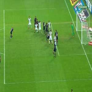 Thiago Galhardo's Bicycle Kick(Fluminense 1-[1] Ceará)