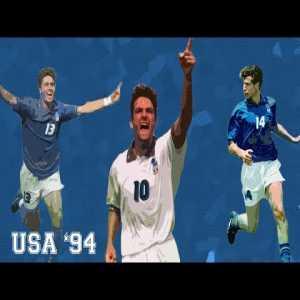 Baggio's Trajic Irony | Italy 1994 World Cup Documentary