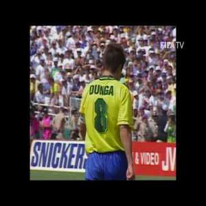 Exactly 25 years ago Brazil beat Italy on penalties in the 1994 World Cup final to win their 4th title