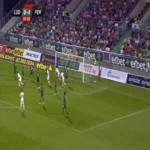 Ludogorets 0-1 Ferencvaros [1-3 on agg.] - Igor Kharatin 17'