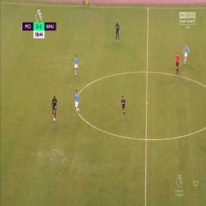 Man City [3]-1 West Ham : Raheem Sterling 59'