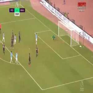 Manchester City [2]-1 West Ham - Lukas Nmecha Penalty 36'