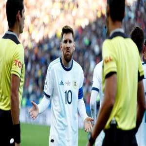 [Miguel Rico] AFA filed an appeal by Messi and there could be an apology. Gustavo Abreu, Argentine lawyer and member of the TAS, recommends to Leo that he apologizes to avoid an exemplary sanction.
