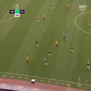 Newcastle United 0-1 Wolves - Diogo Jota 15' [Premier League Asia Trophy]
