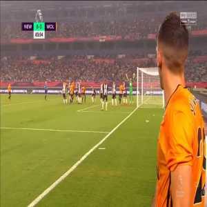 Newcastle United 0-4 Wolves - Tom Allan OG 84' [Premier League Asia Trophy]