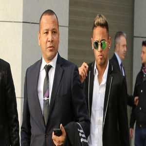 Neymar's father had a meeting with Juventus [MD]