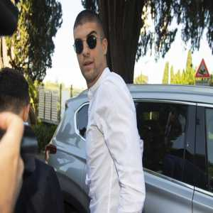 OFFICIAL : Gianluca Mancini undergoes a medical in Rome