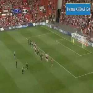 PSV 0-1 Wolfsburg - Maximilian Arnold