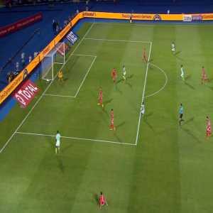 Tunisia 0-1 Nigeria - O. Ighalo 3'