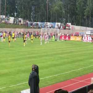 Ajax 0-[1] Watford: Andre Gray Penalty 39'