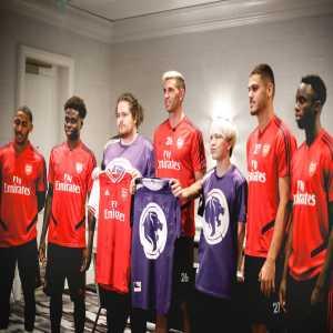 Arsenal meets Overwatch League's LA Gladiators