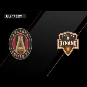 Atlanta United 5-0 Houston Dynamo