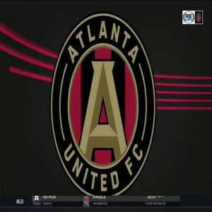 Atlanta United FC [4] - 0 Houston Dynamo | Josef Martinez, 15th league goal of the season, 19th in all competitions