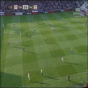 Cracovia [1]-0 DAC Dunajská Streda - Rafael Lopes 2'