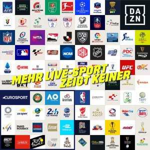 """DAZN to show BuLi in 2019/20: DAZN DE auf Twitter: """"NOCH MEHR LIVE-SPORT AUF DAZN! Wir zeigen in der kommenden Saison 40 Bundesliga-Spiele inklusive"""